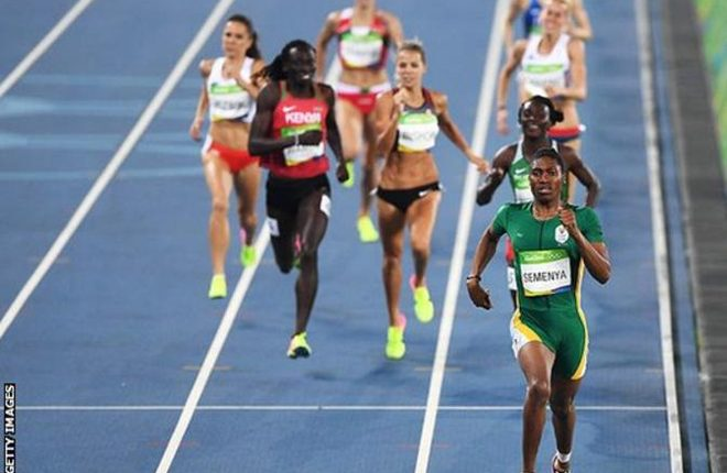 IAAF testosterone ruling 'a painful reminder' of apartheid-era South Africa, says ANC