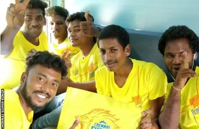 Indian Premier League: Chennai Super Kings charter train to Pune for fans