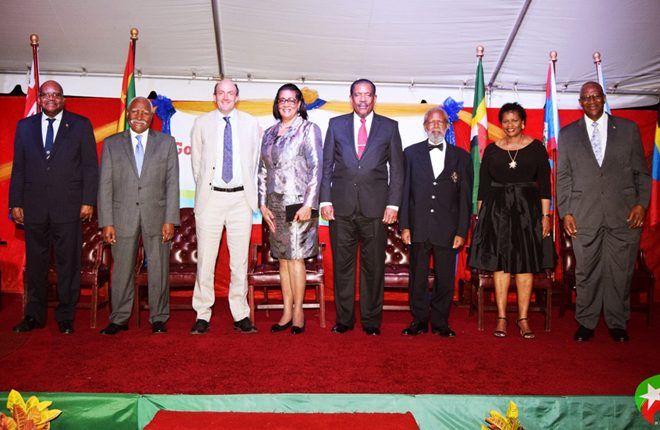 16th Conference of Governors-General and Presidents of the Caribbean Region gets off to warm start in St. Kitts