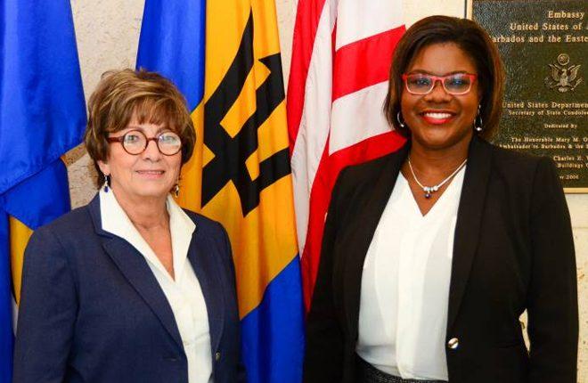 Barbados civil society leader participates in US government-sponsored leadership program