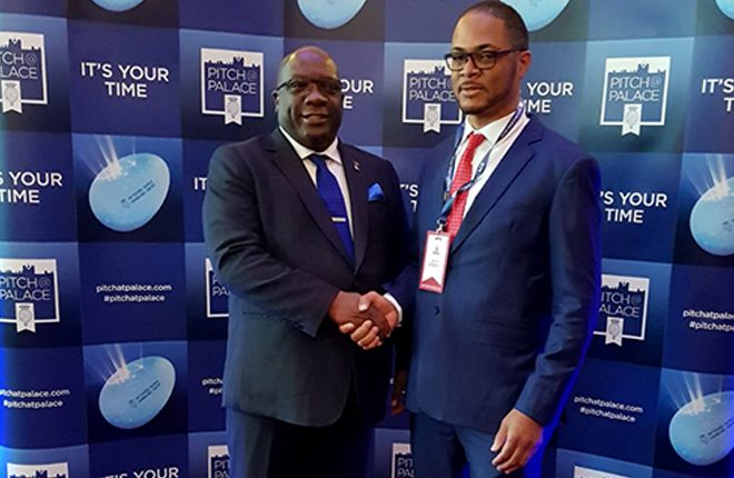 Prime Minister Harris supports St. Kitts-Nevis entrepreneur at Commonwealth event in London