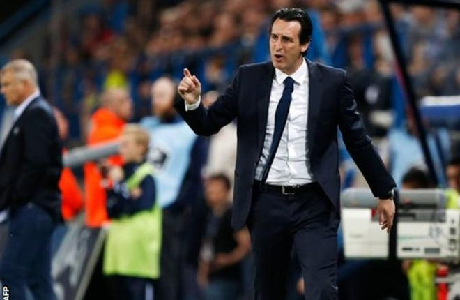 Unai Emery: PSG boss still focused on club amid Real Sociedad speculation