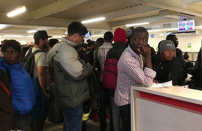 An Oasis for Haitians Has Begun to Run Dry