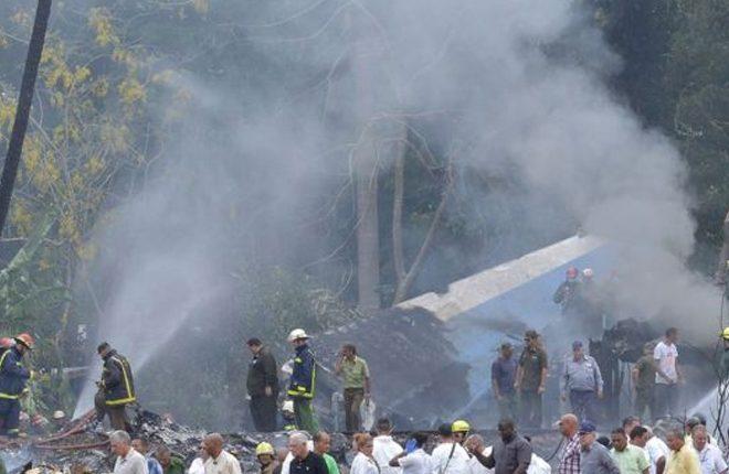Cuba plane: More than 100 die in Havana air crash