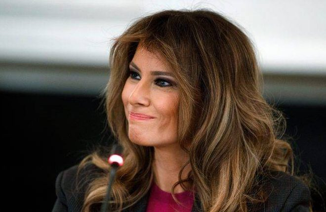 Melania Trump faces new plagiarism row over cyber safety booklet