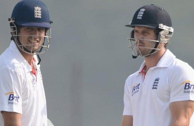 Alastair Cook: Ex-England captain should bat at three or not play – Nick Compton
