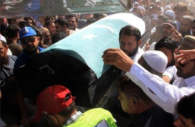 Santa Fe school shooting: Hundreds at Sabika Sheikh funeral