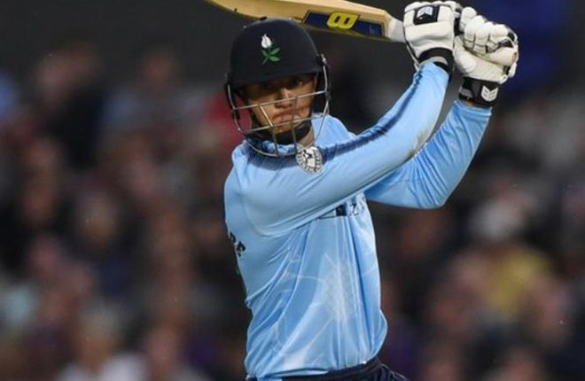 One-Day Cup: Kohler-Cadmore's 164 helps Yorkshire ease past Durham