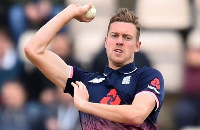England v Australia: Jake Ball added to squad as Chris Woakes ruled out