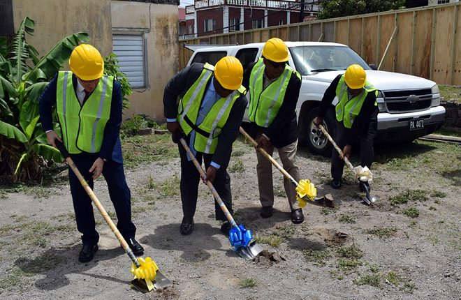 Team Unity Government to deliver improved housing accommodation for 60 families in East Basseterre