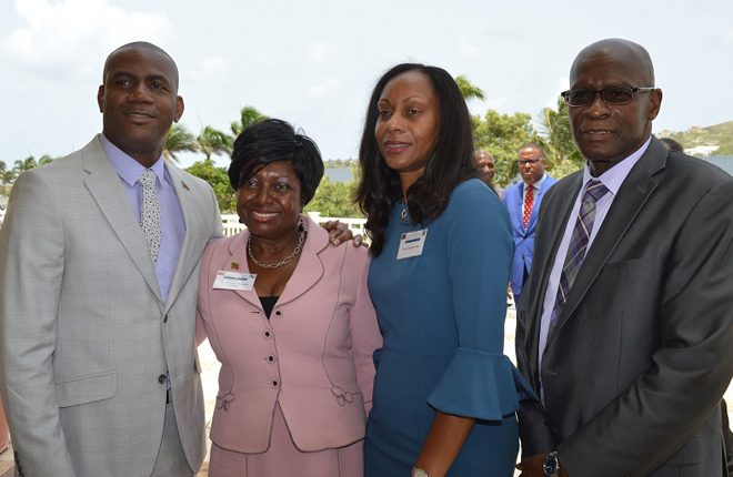 Deputy Prime Minister Richards promotes partnership building at Inaugural Diaspora Conference in St. Kitts-Nevis