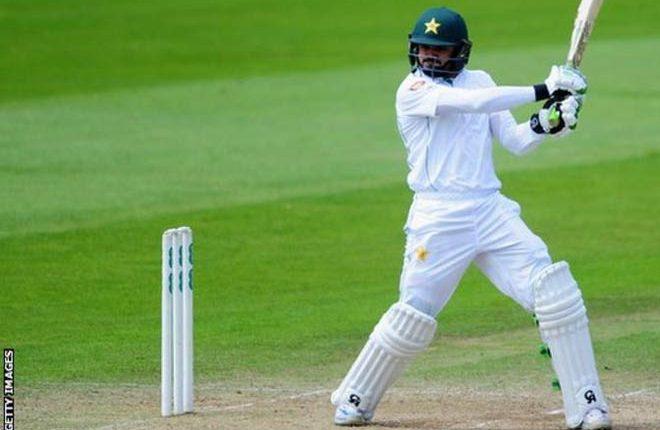 Azhar Ali: Somerset sign Pakistan opener as Matt Renshaw replacement