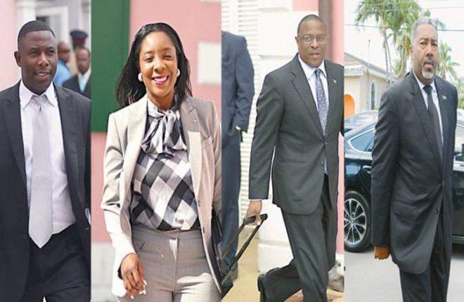 Bahamas Cabinet reshuffled