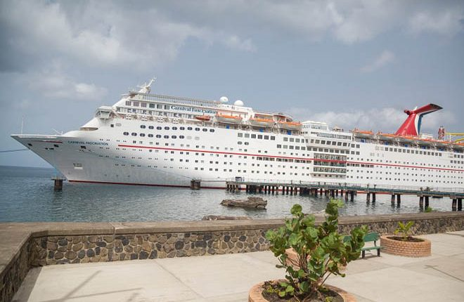 Carnival Cruise Lines Return to Dominica