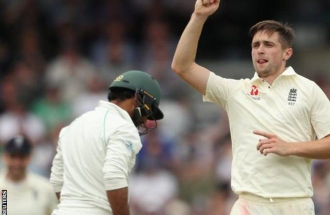 Chris Woakes: England & Warwickshire all-rounder scheduled for injury return