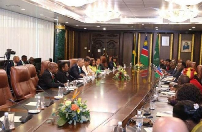 Jamaica and Namibia Agree on Visa Waiver Programme