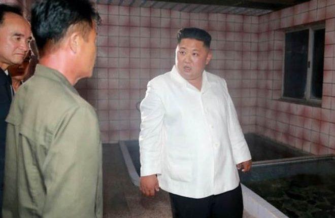 Kim Jong-un blasts delays in North Korean economic projects