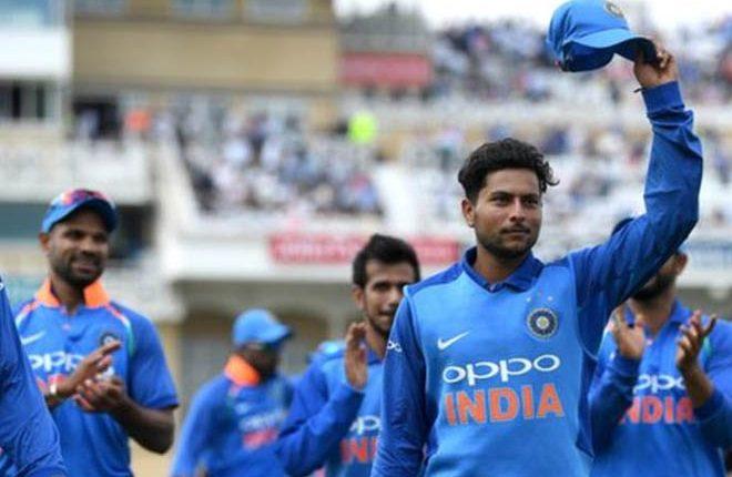 England v India: Kuldeep, Rohit & Kohli lead tourists to victory at Trent Bridge