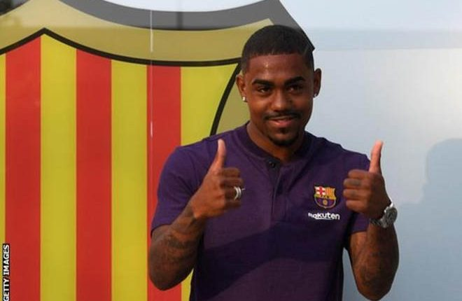 Malcom: Barcelona to sign Bordeaux's Brazilian winger for 36.5m pounds