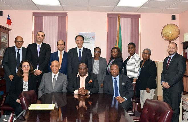 Government of the Kingdom of Morocco offers wide ranging assistance to St. Kitts and Nevis