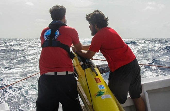 Unmanned Ocean Gliders Head to Caribbean and Atlantic to Help Improve Hurricane Forecasts