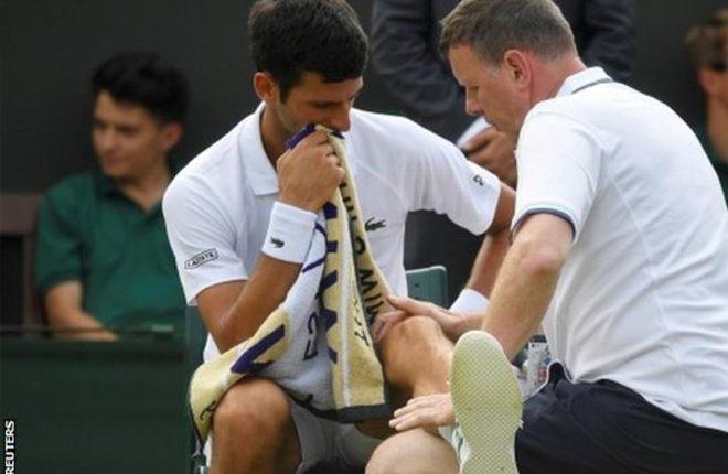 Wimbledon 2018: Kyle Edmund sets up Novak Djokovic meeting