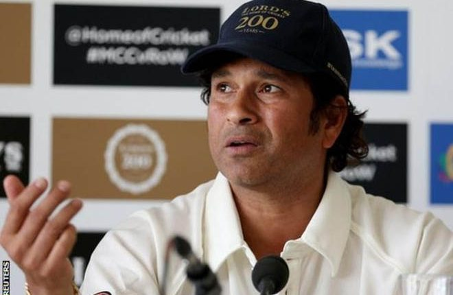 Sachin Tendulkar: India legend and Middlesex launch new cricket academy