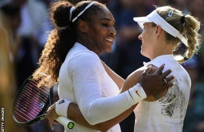 Serena Williams returns to world's top 30 after reaching Wimbledon final