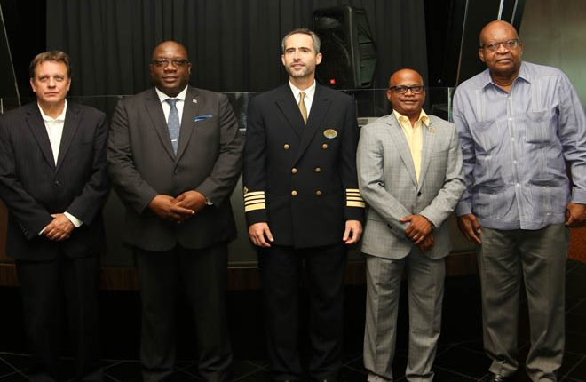 PM Harris commends Tourism Minister Grant and others for hard work in making St. Kitts-Nevis a marquee tourist destination