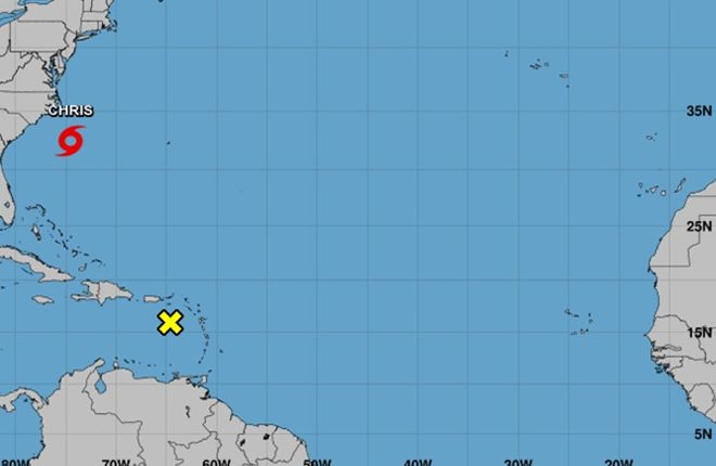Beryl Degenerates But Could Reform; Dominica Government Lifts State Of Emergency