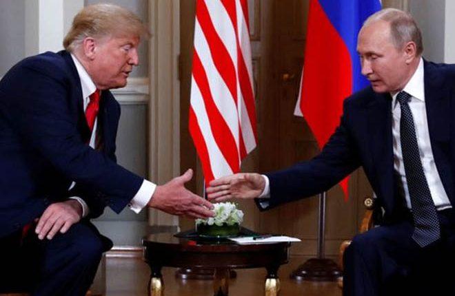 Trump-Putin summit: US seeks better ties with Russia