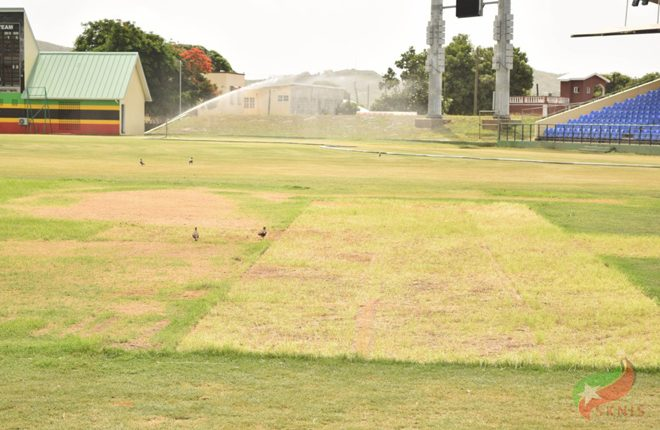 St. Kitts' Warner Park being refurbished for upcoming international cricket matches