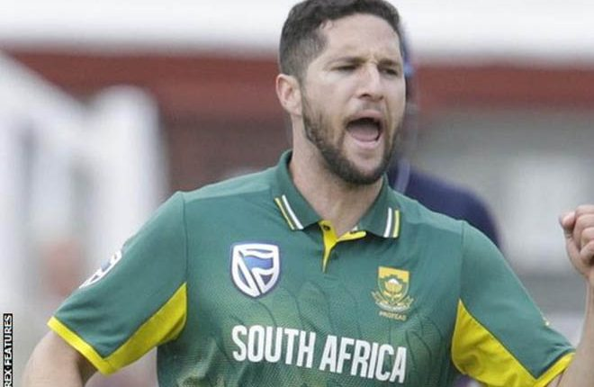 Wayne Parnell: Worcestershire sign South Africa all-rounder until mid-September