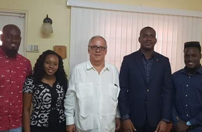 Four Nationals of St. Kitts-Nevis Receive Scholarships to Study in Cuba