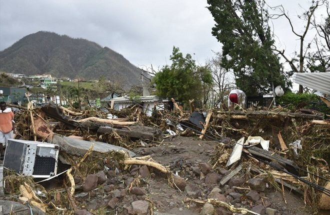 Project on Climate Resilient Road Transport Sector Expanded to Include Dominica Because of Hurricane Maria