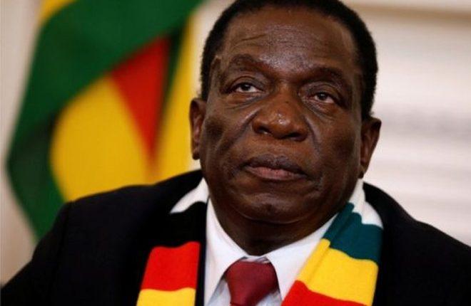Zimbabwe election: President Mnangagwa calls for unity