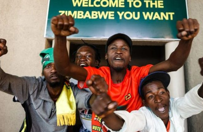 Zimbabwe court upholds President Mnangagwa's election win