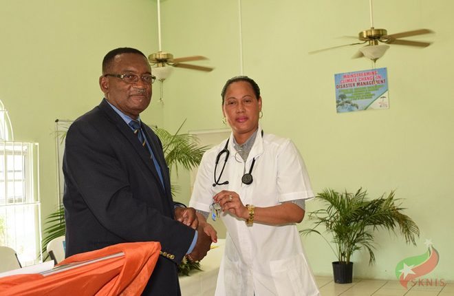 Government of National Unity brings primary healthcare to the heart of the Conaree community
