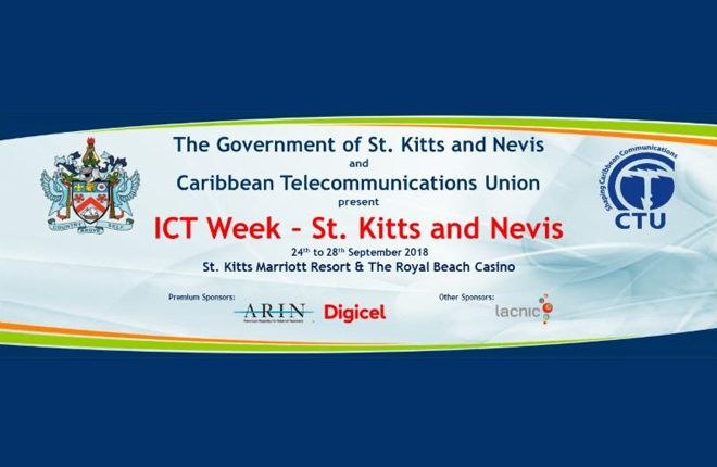 21st Century Government and Other Activities for ICT Week – St. Kitts and Nevis