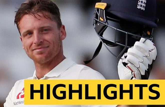 England v India: Jos Buttler hits century but hosts heading for defeat
