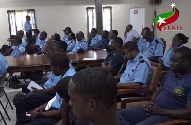 Fire Officers in St. Kitts-Nevis Sharpen Emergency Response Techniques