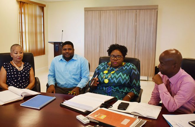 Poverty Alleviation Programme in Nevis