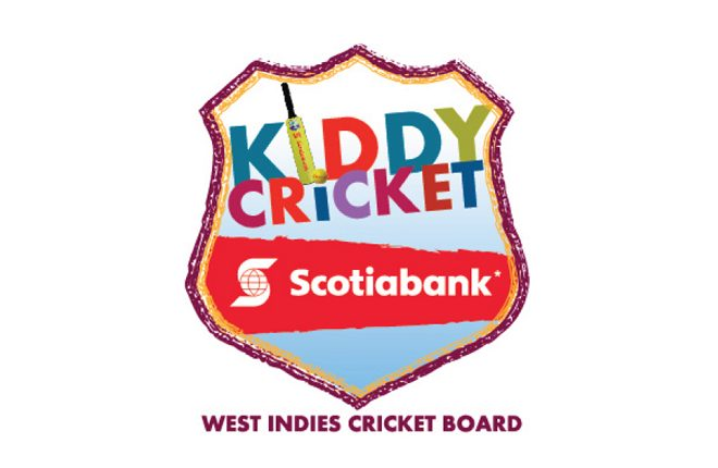Kiddy Cricket Camp Underway