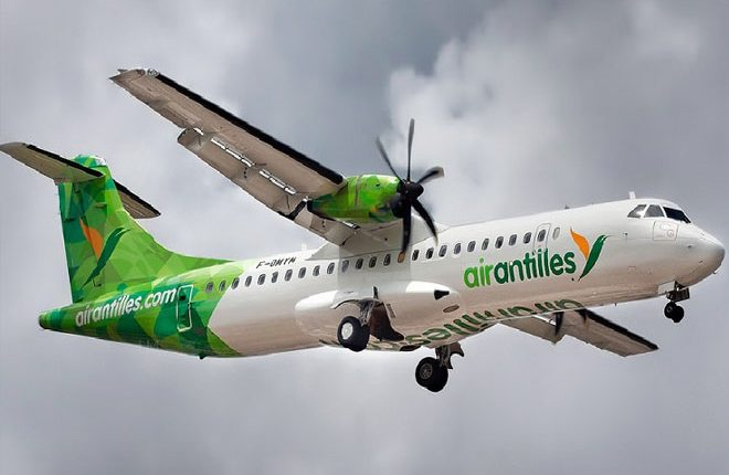 New flights from Air Antilles Add More Than 2,000 Seats to Dominica