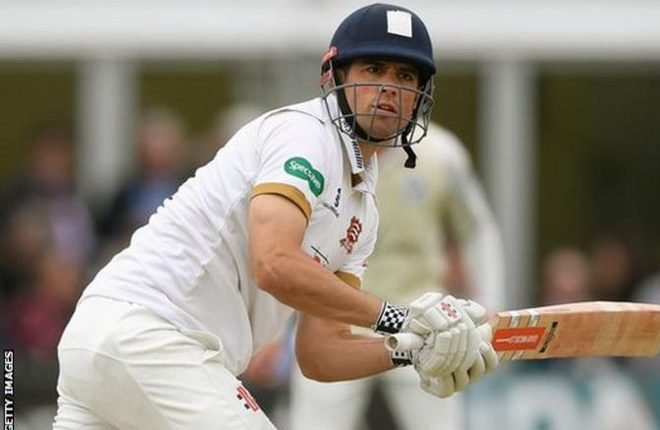 Alastair Cook agrees Essex deal after England retirement