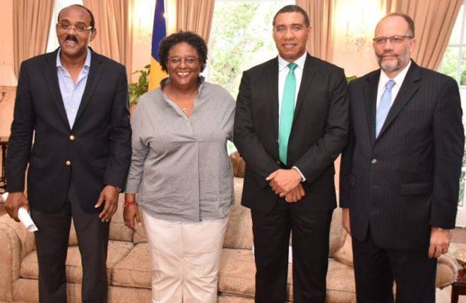 CARICOM heads make CSME recommendations