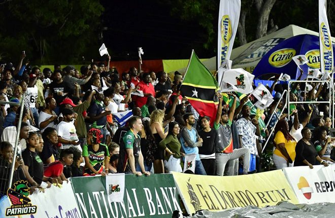 Excitement and Patriotism Shown for St. Kitts & Nevis Patriots Expected to Carry Over Into Independence 35