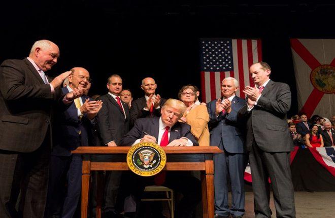 Trump renews economic embargo against Cuba