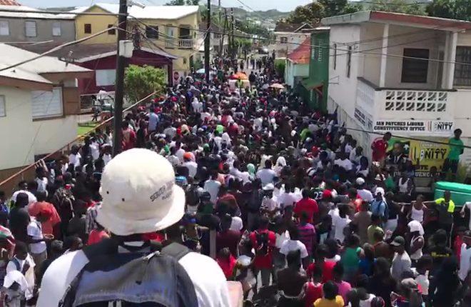 East Basseterre Festival Hosts Annual Jouvert Jam