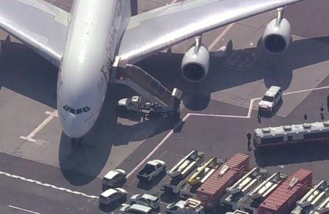 Emirates airline: Passengers sick on Dubai-New York flight